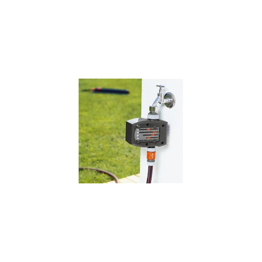 Timer elettronico per irrigazione con scheda for Temporizzatore per irrigazione