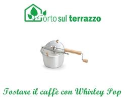 """Manuale """"Tostare il caffè con Whirley Pop"""""""