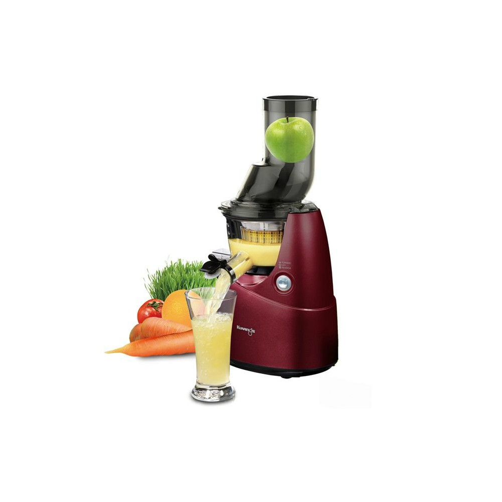 Kuvings Whole Fruit Slow Juicer Reviews : Estrattore Kuvings Whole Slow Juicer - Silver - Orto sul Terrazzo