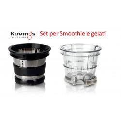 Set di filtri per smoothies e gelati per estrattori Kuvings