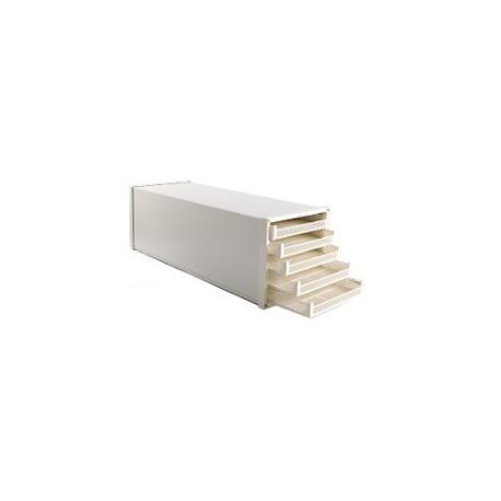 Modulo complementare da 10 cestelli per essiccatore Biosec Domus