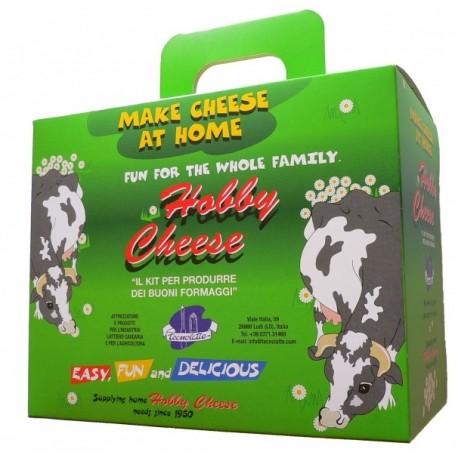 Kit per formaggio fatto in casa Hobby Cheese