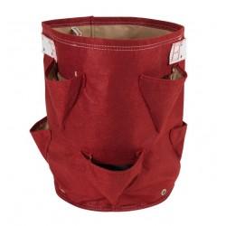 Fragoliera BloemBagz da 36 litri - Union Red