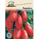 Dwarf San Marzano tomato