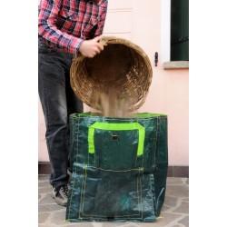 Compostiera pieghevole