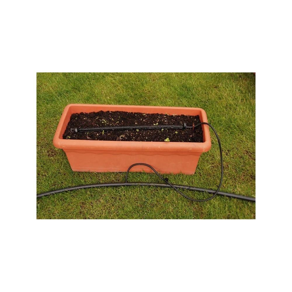 Sistemi di irrigazione su misura orto sul terrazzo for Sistemi di irrigazione