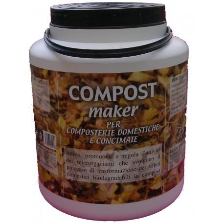 Attivatore di compost da 3 litri