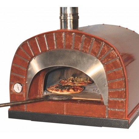 Forno a legna portatile for Spartifiamma forno a legna