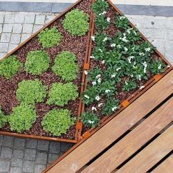 TanGreen modular garden
