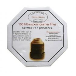 Filtri per germogliatore - conf. da 100 pz.