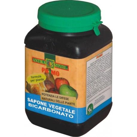 Sapone vegetale con bicarbonato