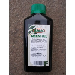 Neem oil - 250 ml bottle