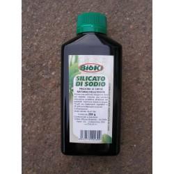 Silicato di sodio - Flacone da 250 gr