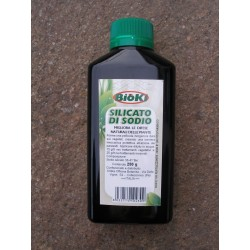 Sodium silicate - 250 gr bottle